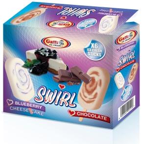 Gattis Ice cream pack
