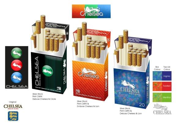 Chelsea • Concept Packs