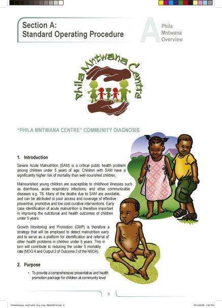 Phila Mntwana Publication
