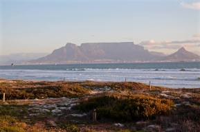 Cape Town from Melkbos Strand